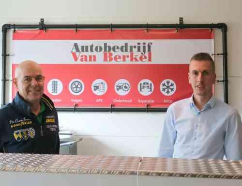 Persbericht: Autobedrijf Van Berkel weer terug in straatbeeld