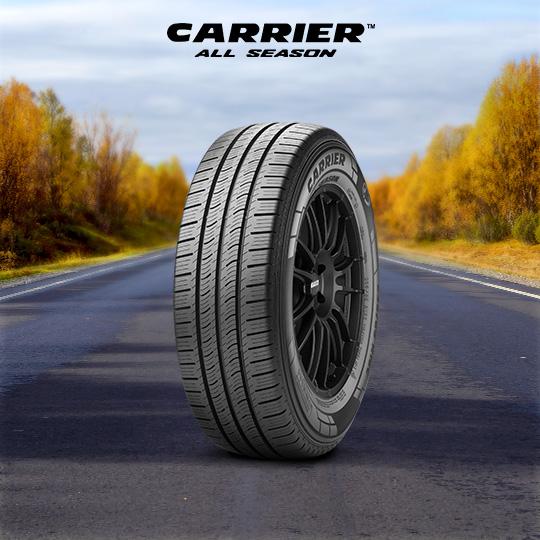Pirelli 4-seizoenenbanden Carrier All Season - van Berkel Steenwijk