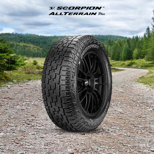 Pirelli 4-seizoenenbanden Scorpion All Terrain Plus - van Berkel Steenwijk