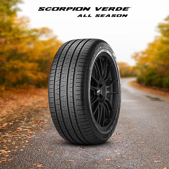 Pirelli 4-seizoenenbanden Scorpion Verde All Season - van Berkel Steenwijk