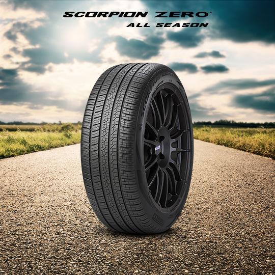 Pirelli 4-seizoenenbanden Scorpion Zero All Season - van Berkel Steenwijk