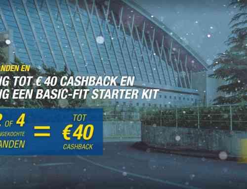 Tot € 40,- retour en een Basic-Fit starter kit bij aankoop van nieuwe winterbanden