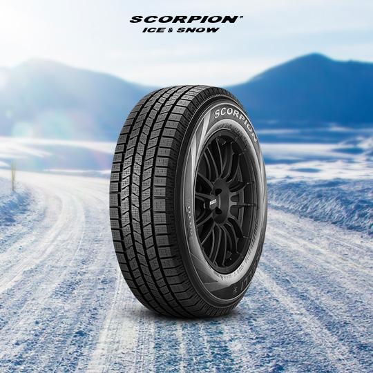 Pirelli Winterbanden Scorpion Ice & Snow van berkel steenwijk