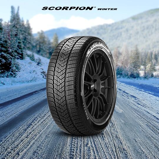 Pirelli Winterbanden Scorpion Winter van berkel steenwijk