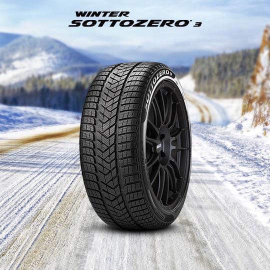 Pirelli Winterbanden Winter Sottozero 3 van berkel steenwijk